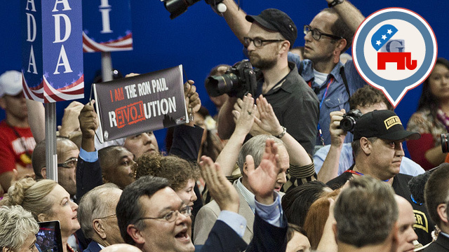 Ron Paul's Great Rock-N-Roll Swindle at the RNC