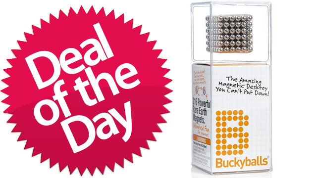 Click here to read These Buckyballs Are Your Banned-In-The-USA Deal of the Day