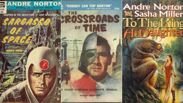 See the Andre Norton Documentary For the First Time at Dragon*Con!