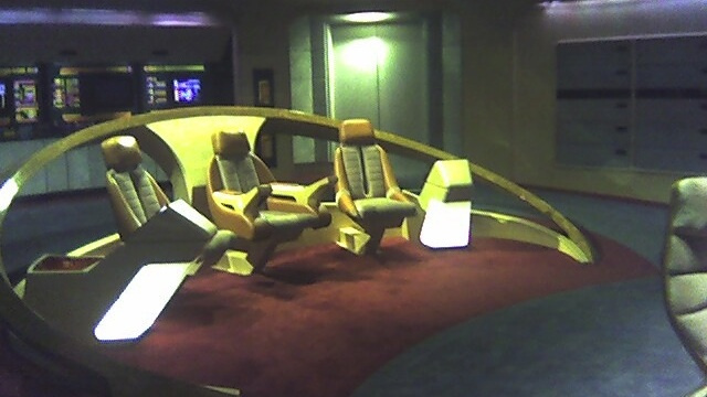 The Bridge Of The USS Enterprise Is Torn Apart And Tossed Aside, Depressing Everyone
