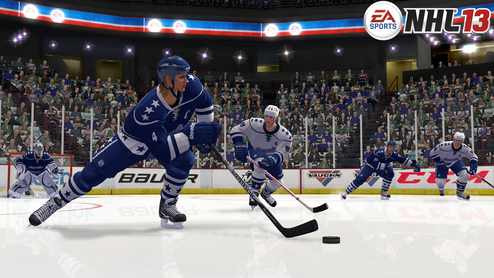 EA Sports Brings Women's Hockey Stars Into the Game—Without a League of Their Own