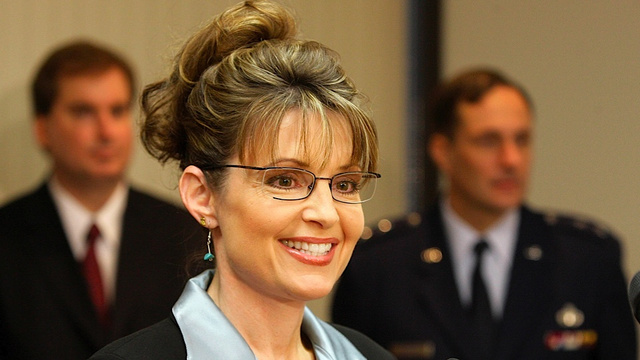 Sarah Palin Seems a Little Sad About Having Her Fox Interviews Cancelled