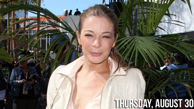 Leann Rimes Turns 30, Checks into Clinic