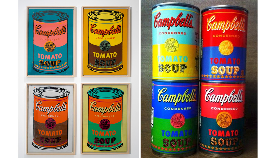 andy warhol cambells soup can Since andy warhol's original artwork can sell for millions of dollars at auction, campbell's has made it possible for all of us to have a piece of the artist's work at home fifty years ago warhol unveiled his tribute to americana called 32 campbell's soup cans, and to celebrate the anniversary the company is.
