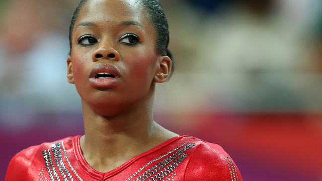 Gabby Douglas Says Excalibur Gym Staffer Suggested She Get a Nose Job