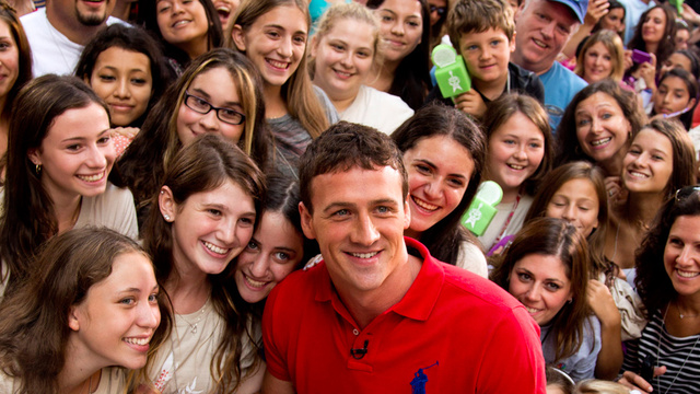 Ryan Lochte Is Dangerously Close to Getting His Own Reality Show. This Is a Terrible Idea.