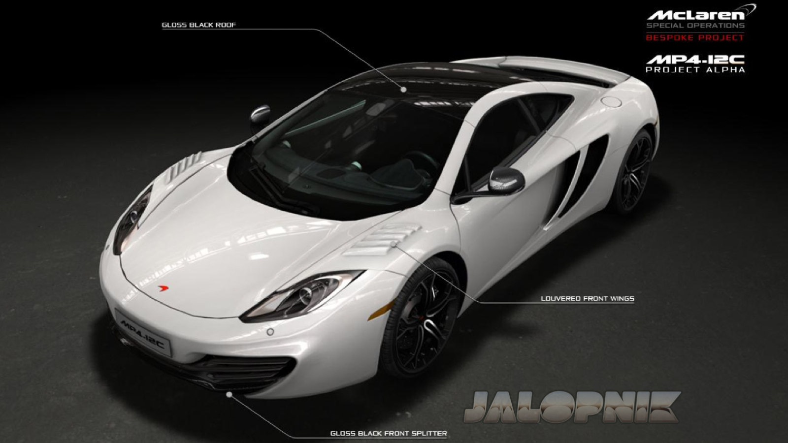 Click here to read Leaked Brochure Scans Reveal McLaren's Project Alpha
