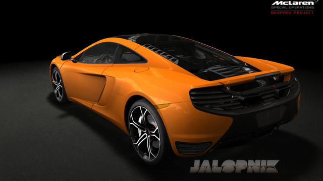 Leaked Brochure Scans Reveal McLaren's Project Alpha