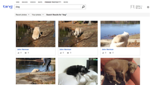 You Can Now Search Through Facebook Photos on Bing