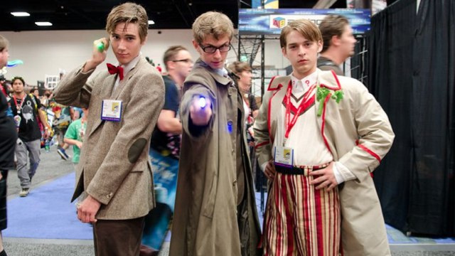 The shiniest things we saw at Comic-Con 2011
