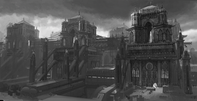 A Backpacker's Guide to Warhammer 40K, Part 7: Churches