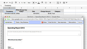 Use Gmail and Google Docs to Easily and Quickly Track Anything