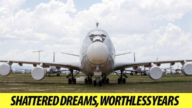 The Awesome $5-Billion Airborne Laser Is in The Boneyard, Never to Fire Again