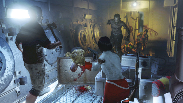 Dead Island: Riptide's Zombies Will Pull You Off Of Your Boat