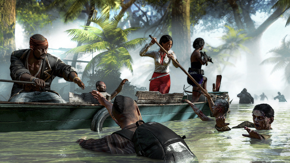 <em>Dead Island: Riptide</em> Puts the Four Survivors Through Even More Hell