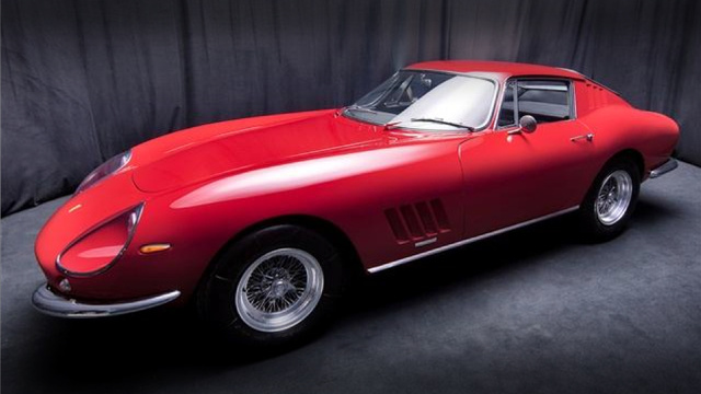 $1.1 Million Worth Of Ferraris Left In Foreclosed Warehouse Now For Sale
