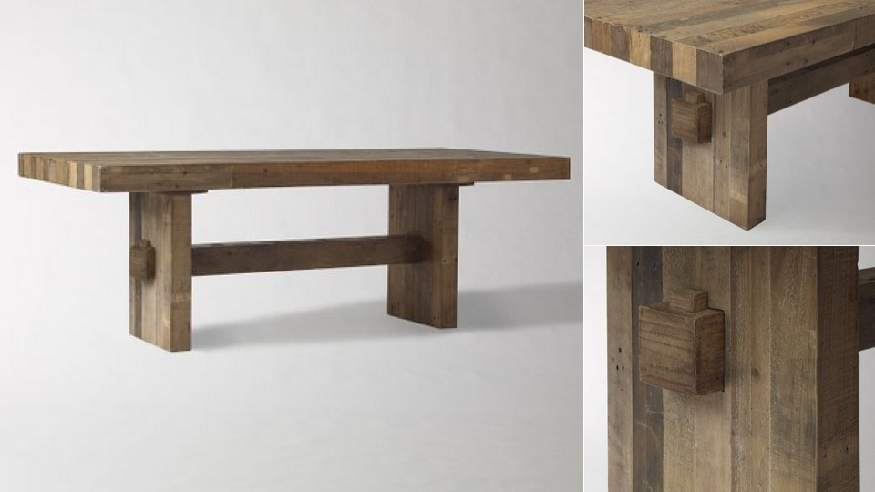Click here to read Pack All Your Pals Around This Beautiful Wooden Dining Table