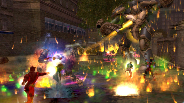 Dinner's On Us, Grateful Fans Say to City of Heroes Developers