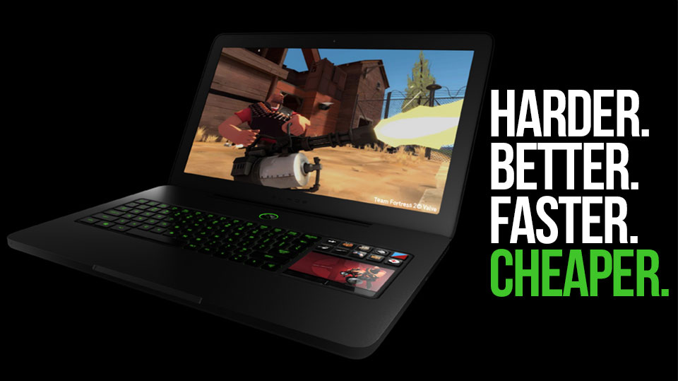Aug 31 2012 The World S First True Gaming Laptop Is Now More