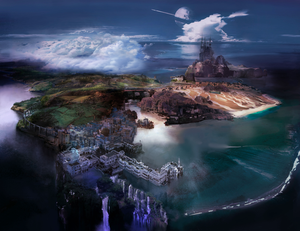 Soak in The Beauty of Lightning Returns: Final Fantasy XIII's Concept Art