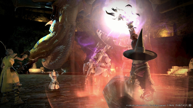 Final Fantasy XIV: A Realm Reborn Has Screens and a Video It'd Like to Share, Too