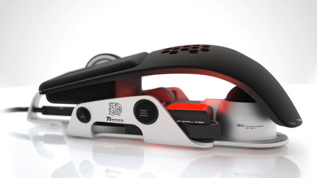 Click here to read Insanely Designed Level 10 M Mouse Finally Comes to Market