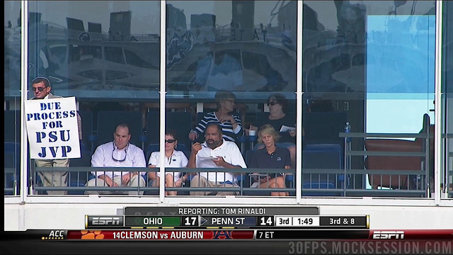 > Franco Harris Brought A Cardboard Joe Paterno To Beaver Stadium Today (pic) - Photo posted in BX SportsCenter | Sign in and leave a comment below!