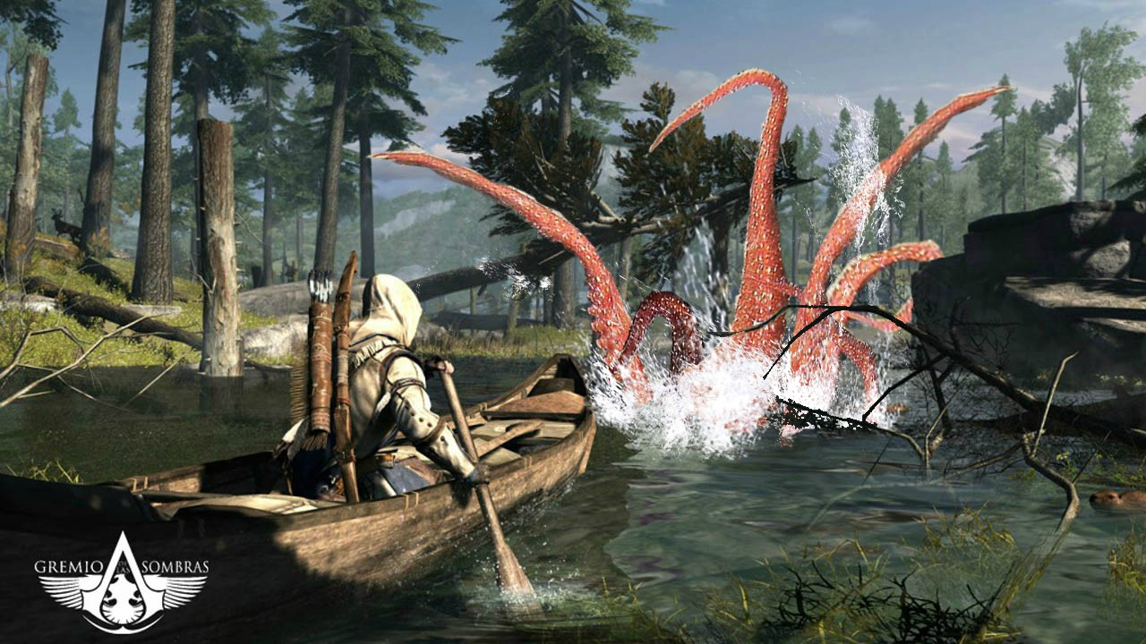 Do You Think Ubisoft Should Release Kraken DLC For AC3