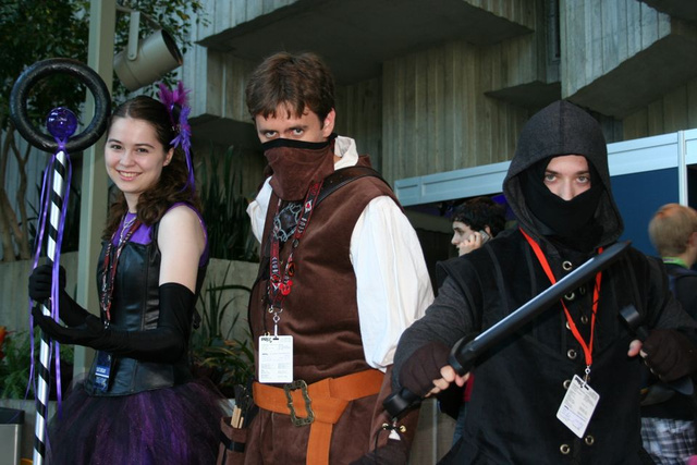 The Cosplay Of PAX: Day Two