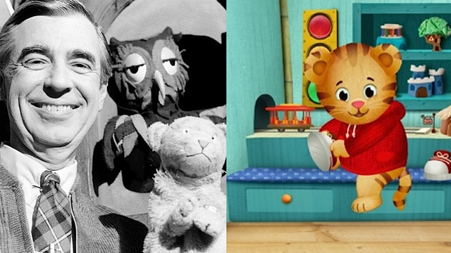 Mister Rogers Is Being Replaced with a Tiger Cub and Animated Pizzazz