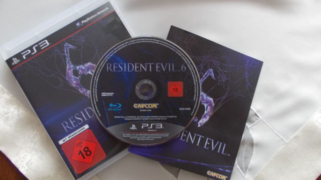 Click here to read Those Very, Very Early Copies of <em>Resident Evil 6</em>? Stolen, Says Capcom.