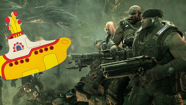Make a Gears of War 3 Designer Happy and Find This Easter Egg