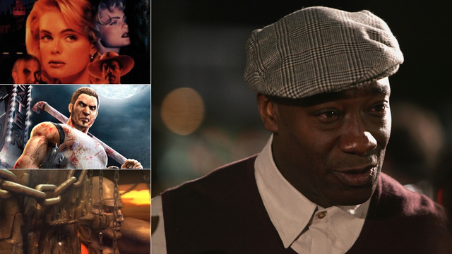 Remembering the Video Game Work of Michael Clarke Duncan