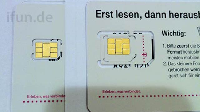 Click here to read Carriers Just Got the New iPhone's Nano-SIM Cards