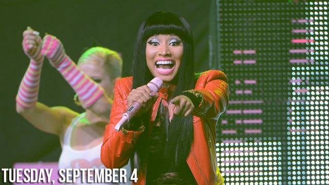Nicki Minaj Is Voting For Mitt Romney Because Everything She Raps Is Definitely True