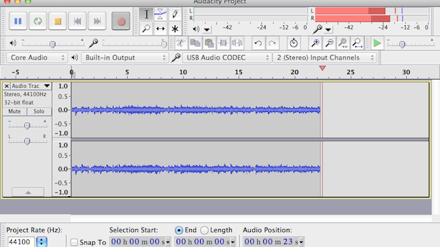 Most Popular Audio Editing Tool: Audacity