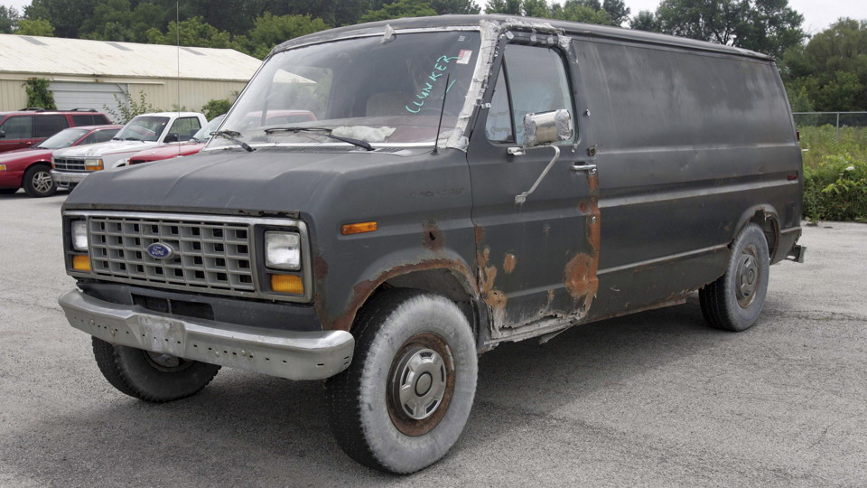 Click here to read An Ode To The Ford Econoline Van On The Eve Of Its Econodemise
