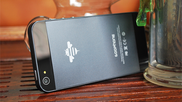 Chinese Clone Company Will Sue Apple Over iPhone 5 Design