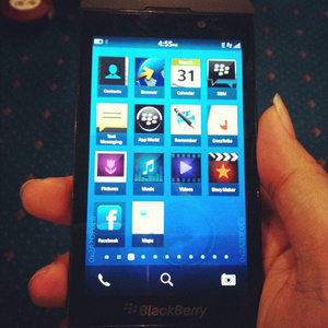 Let's Hope This Isn't the Final Version of BlackBerry 10
