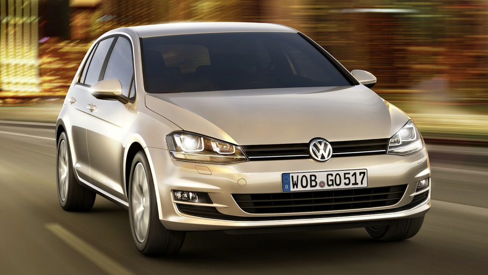 2014 Volkswagen Golf: This Is It