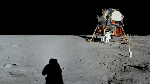Enjoy the view from the Apollo 11 landing site in this awesome interactive panorama