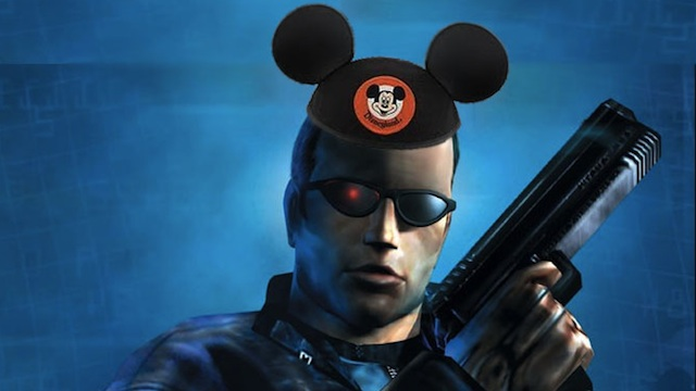 Deus Ex and Epic Mickey are the same