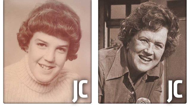 This Photo Proves Top Gear's Jeremy Clarkson And Julia Child Were Separated At Birth