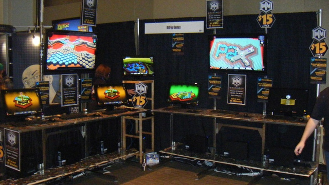 Want To Bring Your Indie Game To PAX? It Could Cost $11,758.70.