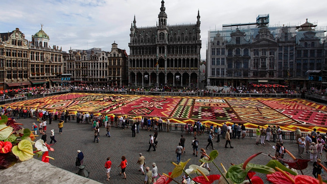 Brussels Imposes a Foul Language Fine to Protect Its Delicate Waffles