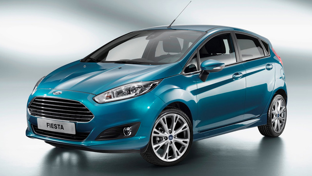 2014 Ford Fiesta: This Is It