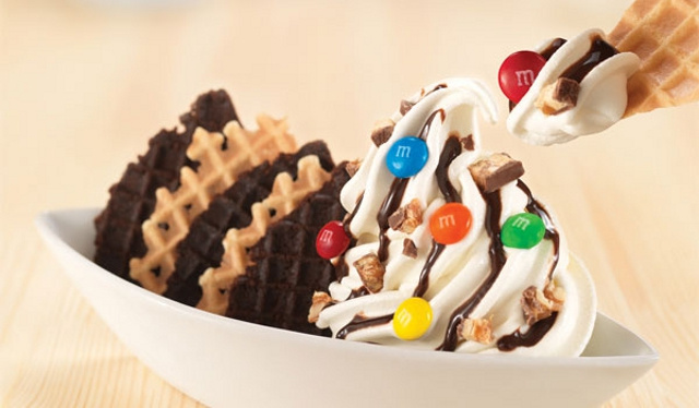 Baskin-Robbins Introduces 'Ice Cream Nachos' Because America