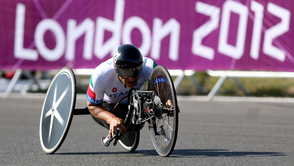 This Race Car Driver Went From Near Death To Paralympic Gold