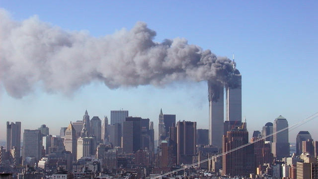There's a 50-50 chance of another 9/11-sized attack within a decade
