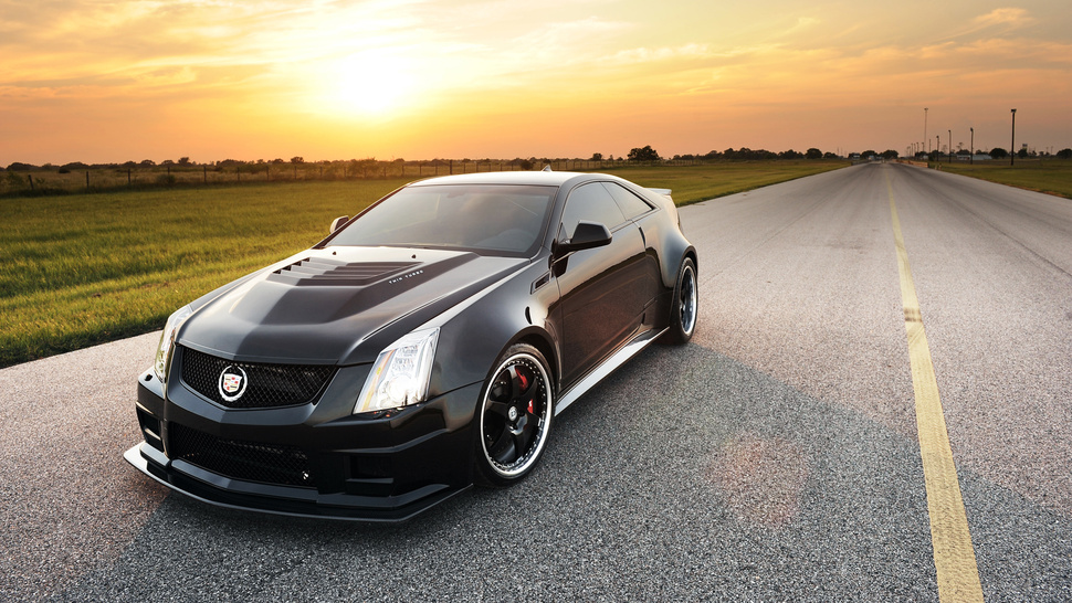 Hennessey VR1200 Twin Turbo Coupe Gallery